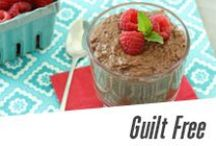 Guilt-free Morsels / Simple, on-the-go snacking that's good for your bod.