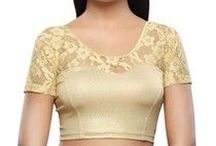 Ready-made Designer Blouses / Ready-made Designer Blouses# To Suit Your Sarees# Match Your Saree With These Designer Blouses & Get That Gorgeous Look#