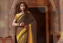 Reversible Sarees / Drape Same Saree In Two Different Look !! Patli Can Become Pallu & Pallu Can Become Patli.