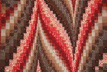 Embroidery - bargello