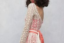 Pretty, Vintage, Girly / I love to look pretty. And like a woman. And vintage fashion inspires me. / by Angela Kobel