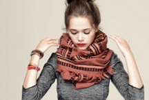 Obsessed with Scarves / by Melissa Penwell