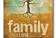 Genealogy and Family / by Frankie Flexter