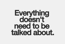 think it, say it
