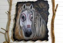 If Wishes Were Horses. . . / by Kristen H