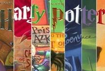 Harry Potter / by Elizabeth Nunez