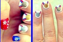 Olympic Mani Madness!