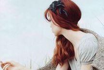 Ravishing Redheads / by Eva S.