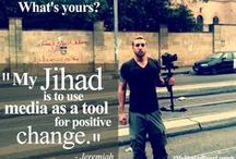 #MYJIHAD- CAMPAIGN POSTERS