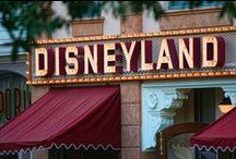 Disney Parks / by Audree Spitzer