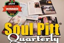 Soul Pitt Quarterly Magazine / Western PA's #1 Urban Community Print Magazine.  Over 10K copies distributed each quarter.  Copies are FREE!