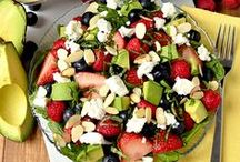 Healthy Salads / by BackAt Square0