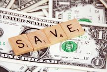 Frugal Living / Tips for saving money, budgeting, and organizing finances for a better life.  / by Rebecca Matheny
