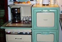 Vintage stoves / by James Dooley