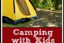 Camping / by Elizabeth Glover
