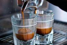Café / cafe, espresso,  / by Alux M