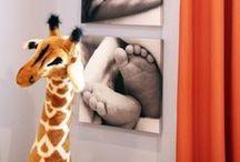 Nursery Ideas / by Heather Lude