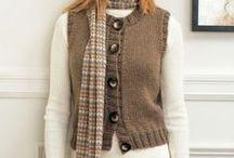 knit vests
