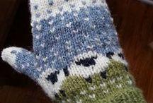 knit handwear