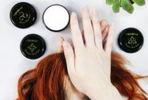 NightBlooming Hair Care Articles / In-depth hair care articles using natural products by NightBlooming.