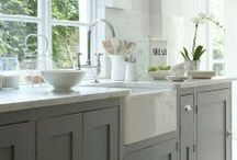Kitchen inspiration / Elements of kitchens I Love