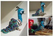Crochet Amigurumi, Critters, Toys