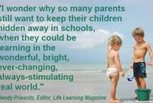 unschooling/homeschooling