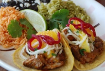 Border Grill Style / Bold foods and flavors of Mexico in a vibrant setting.