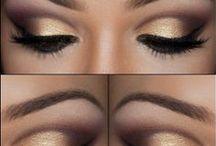 Hair & Makeup Ideas / by Megs R