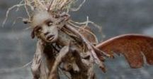 Faeries, Angels & Mythical Creatures / Faeries are in our local woods and love all magical creatures