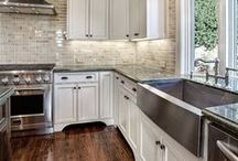 Kitchens / by Terrah Walker