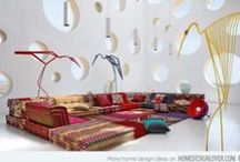 Interior & Architectural Inspirations / Interiors, exteriors, and architecture that inspire me. / by Tiffany Gholar