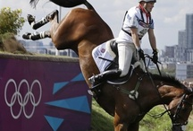 London 2012 Olympics / by Cheshire Horse