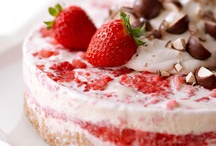 Food: Desserts and Drinks / Cakes, cookies, pies and drinks...Oh My! / by Genia Lanza
