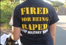 Military Sexual Assault / *Trigger Warning on info & pictures*