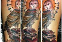 Tattoos / by Terrah Walker