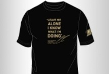 """Leave Me Alone"" Merchandise / by Lotus F1 Team"