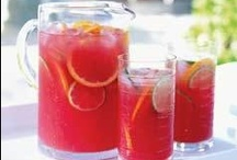 Recipes - Drinks &Smoothies