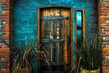 !~Amazing Doorways / Amazing and unusual doorways from across the planet! / by Greg Sharpe Fine Art Photography & Digital Designs
