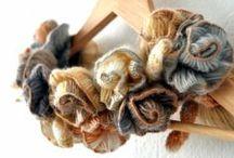 Crochet Scarves+