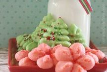 Christmas Cookies/Bars/Cupcakes / Recipes and more. / by Jennifer Lowery Kamptner