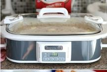 Crock Pot / Recipes. / by Jennifer Lowery Kamptner