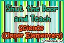 Elementary STEM Activities Collaborative / Shut the Door and Teach:  Elementary STEM Activities!  This board is dedicated to sharing tips, videos, activities, blog posts and products for teaching science to upper elementary students. If you would like to join this board, contact me at amberdawn7777 at Gmail dot com. Please post 4 free items for every one paid for product.