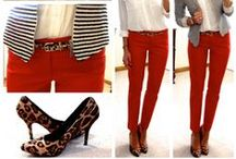 Colored Pants / by Jessica Roshak