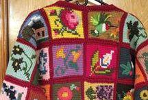 Tunisian Crochet