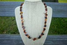 Halloween & Autumn Jewelry by Threaded Chains