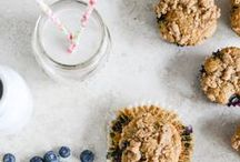 muffins / Delicious breakfast in the form of baked goods. / by NellieBellie