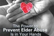 Elder Abuse Awareness / #elders / by Sexual Assault Prevention & Response Services