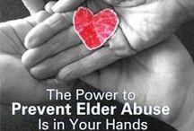 Elder Abuse Awareness / #elders