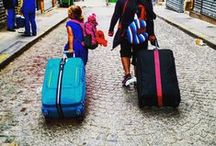 Packing Tips and Hacks / Discover how to pack in a clever way for traveling with kids!